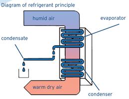 Quelle est la diff rence entre d shumidificateurs - Comment eviter la condensation sur les fenetres ...