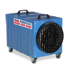 DE 65 electric heater